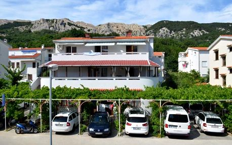 Chorvatsko, Krk: Apartments Sersic Baska