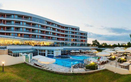 Moravske Toplice: 5* hotel Livada Prestige s jídlem a termály