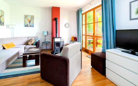 Apartmánový domek v Karpaczi: pobyt až pro 6 osob