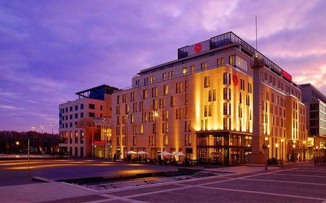 5* Sheraton Bratislava Hotel se snídaní