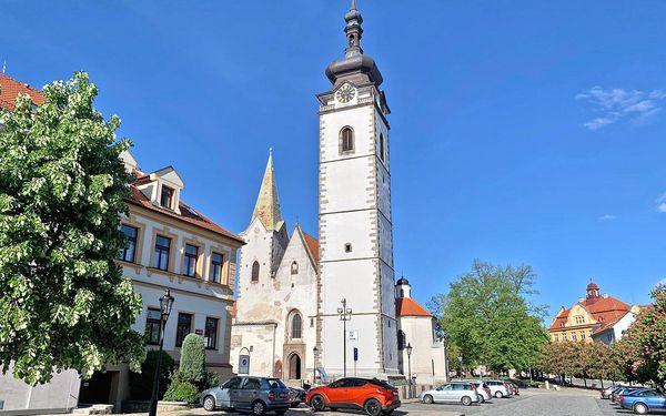 Exkurze do jaderné elektrárny Temelín a historické město Písek | 1 osoba | 1 den (0 nocí) | St 17. 11. 20214