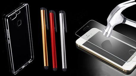 Ochranné pouzdro a sklo na mobily Samsung