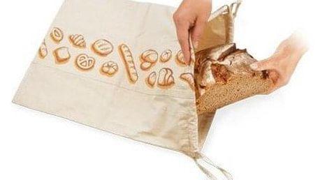 TESCOMA pytlík pro ukládání pečiva 4FOOD 50x35 cm