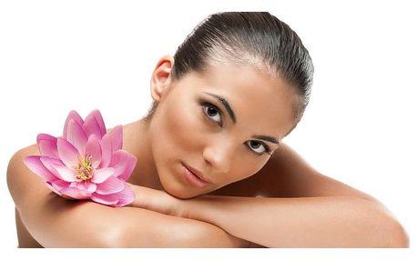Kosmetická péče: ošetření s damašskou růží či vanilkou