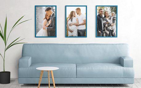 Tisk fotografií na křídový papír: až 40 × 30 cm