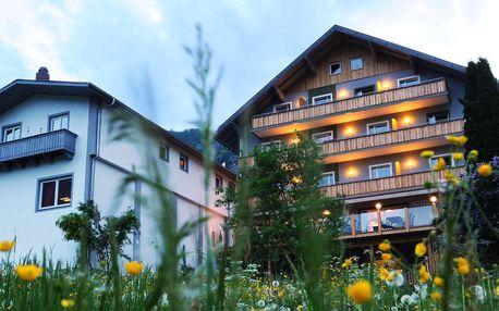 4* Hotel Tauernstern s polopenzí a neomezeným wellness