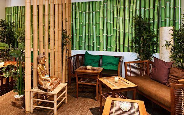 60min. exotická thajská masáž dle výběru a lázeň nohou2