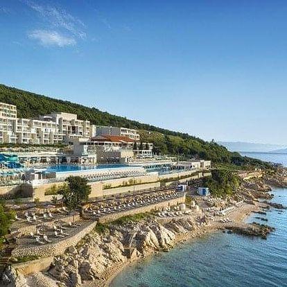 Chorvatsko - Rabac na 7-8 dnů, all inclusive