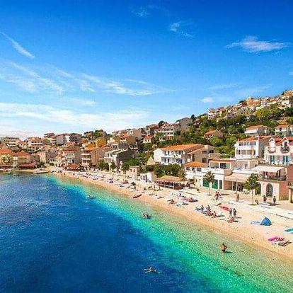 Chorvatsko - Sveti Filip i Jakov na 8-15 dnů