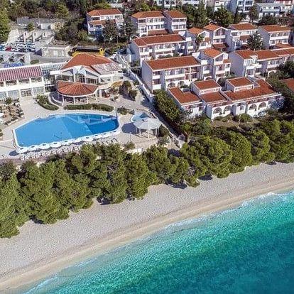 Chorvatsko - Tučepi na 7-11 dnů