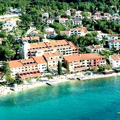 Chorvatsko - Krk na 7-15 dnů, polopenze