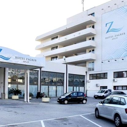 Chorvatsko - Split na 7-8 dnů, snídaně v ceně
