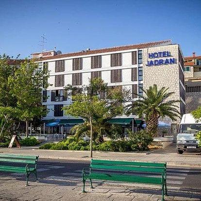 Chorvatsko - Šibenik na 8 dnů, snídaně v ceně