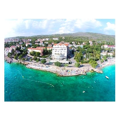 Chorvatsko - Crikvenica na 8-15 dnů