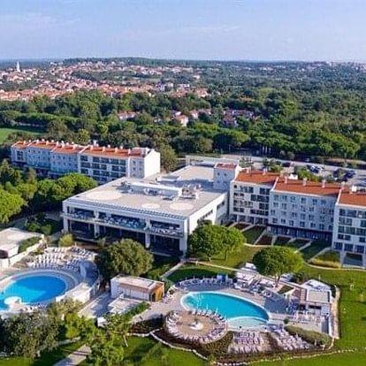 Chorvatsko - Medulin na 7-8 dnů, polopenze