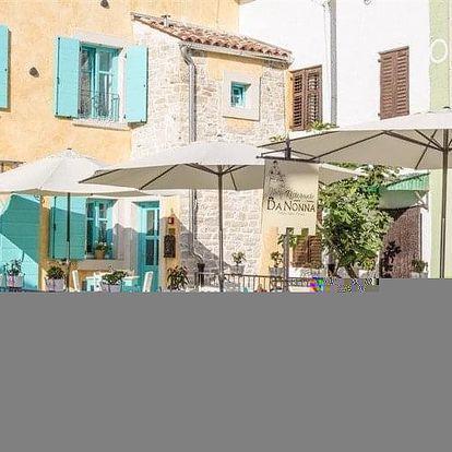 Chorvatsko - Istrie na 8-15 dnů, snídaně v ceně