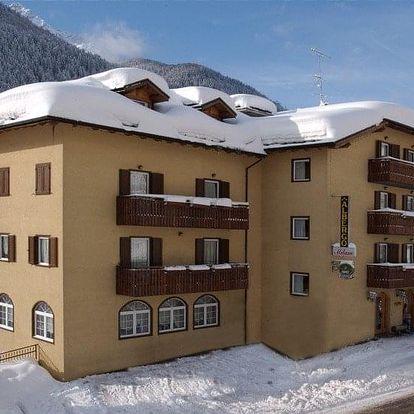 Itálie - Trentino na 4-8 dnů, polopenze