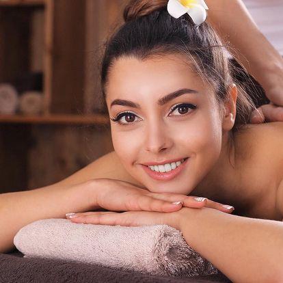 Podzimní detoxikační balíčky masáží na 105–145 min.