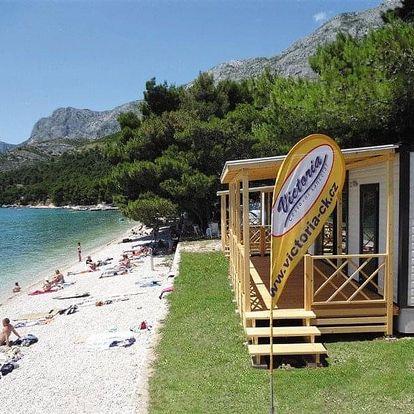 Chorvatsko - Podgora na 8-10 dnů