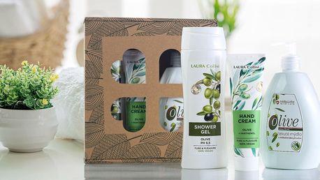 Dárkové balíčky kosmetiky pro vyvoněné ženy i muže