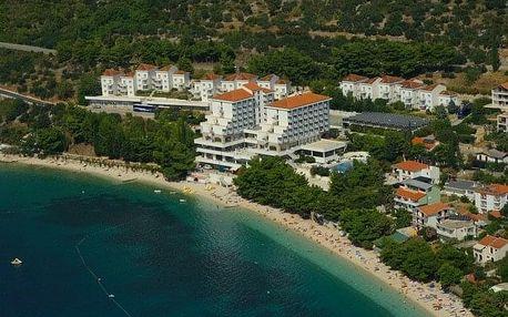 Chorvatsko - Gradac na 7-15 dnů, all inclusive