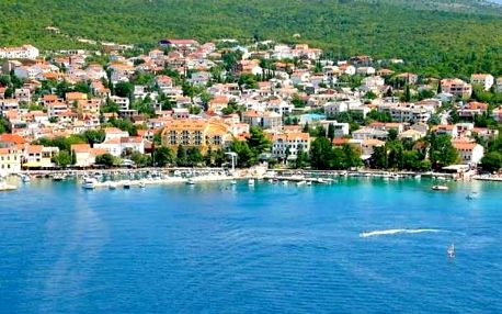Chorvatsko - Crikvenica na 8-11 dnů, polopenze