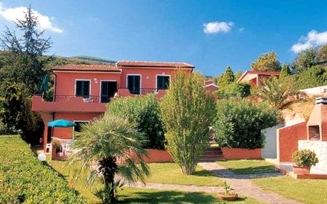 Itálie - Elba na 8 dnů