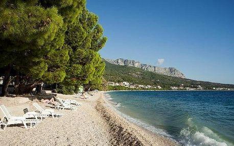 Chorvatsko - Tučepi na 8-11 dnů
