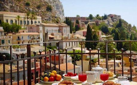 Itálie - Sicílie na 8 dnů, snídaně v ceně