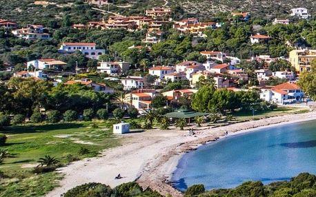 Itálie - Sardinie na 8 dnů