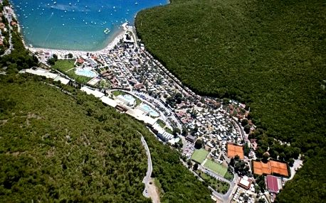 Chorvatsko - Rabac na 7-14 dnů, polopenze