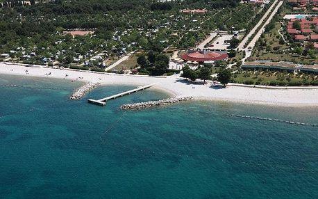 Chorvatsko - Istria na 8 dnů