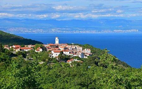 Chorvatsko - Kvarner na 8 dnů