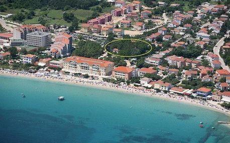 Chorvatsko - Baška na 8 dnů