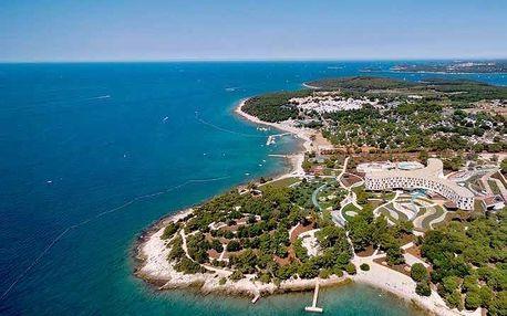 Chorvatsko - Rovinj na 8 dnů, plná penze