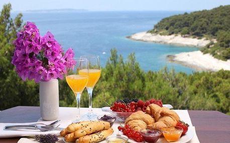 Chorvatsko - Crikvenica na 7-15 dnů, snídaně v ceně
