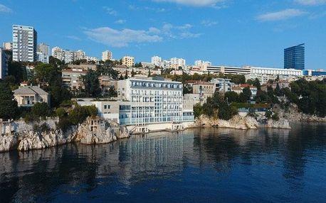 Chorvatsko - Kvarner na 7-15 dnů, snídaně v ceně