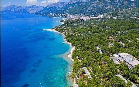 Chorvatsko - Baška Voda na 7-8 dnů