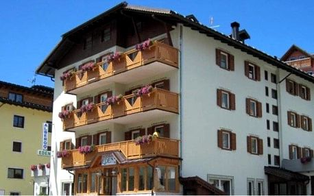 Itálie - Passo Tonale na 8-10 dnů, polopenze