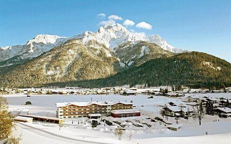 Rakousko - Tyrolsko na 3-9 dnů, polopenze