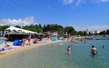 Chorvatsko - Sveti Filip i Jakov na 8-12 dnů