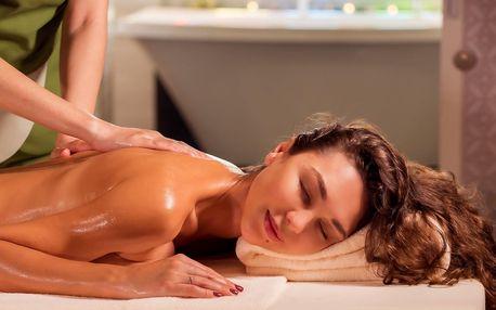 Relax v salonu Elite: výběr z 9 druhů thajské masáže