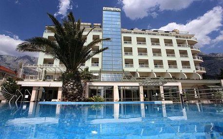 Chorvatsko - Makarska na 7-15 dnů