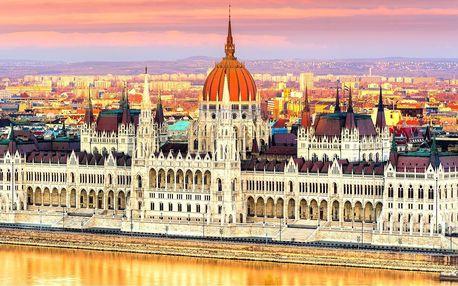 Dvoudenní zájezd do maďarských lázní a Budapešti