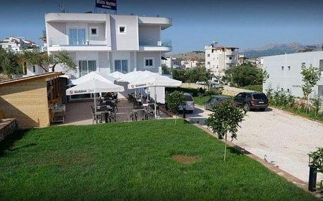 Albánie - Pobřeží Jónského moře na 8-15 dnů, snídaně v ceně