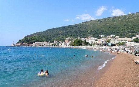 Černá Hora - Petrovac na 7-8 dnů