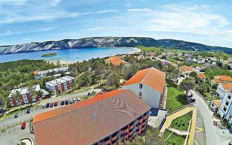 Chorvatsko - Rab na 7-8 dnů