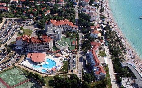 Chorvatsko - Baška na 7-8 dnů
