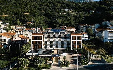 Černá Hora - Herceg Novi na 8 dnů, snídaně v ceně