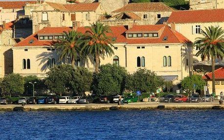 Chorvatsko - Korčula na 7-11 dnů